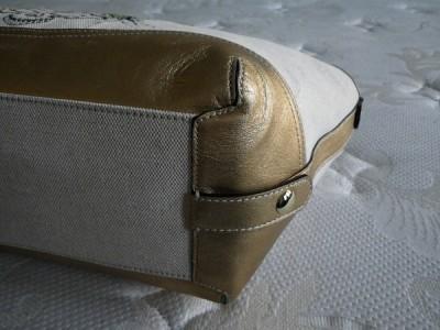 Brand New Coach Ltd Ed Tattoo Canvas Lg Tote Bag Purse