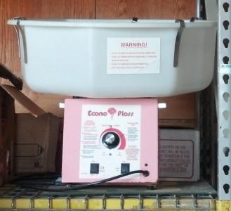 econo floss cotton machine 3017