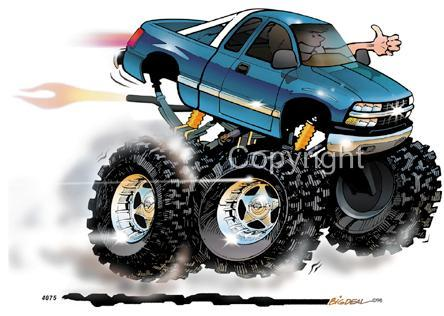 Cartoon Pickup Truck Pictures Ford Pickup Truck Cartoon