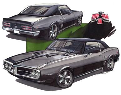 1968-Pontiac-Firebird-T-SHIRT-Muscle-Car-4800