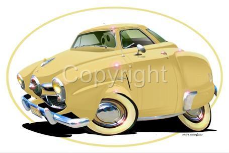 1950-Studebaker-Champion-Coupe-Cartoon-T-Shirt-6247