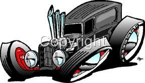 ratrod hot rod car cartoon tshirt mens vintage rat rod automotive rh ebay com cartoon hot rod trucks cartoon hot rod ford