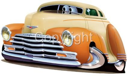 1947-CHEVY-COUPE-T-SHIRT-VINTAGE-CLASSIC-6000-GM