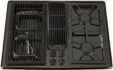 30 Gas Cooktops With Griddle http://www.ebay.com/itm/Jenn-Air-Designer-Line-30-Gas-Downdraft-Cooktop-JGD8130ADB-E-ven-Heat-Grill-/150773868864