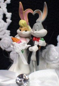 Wedding Cake Topper For Writers