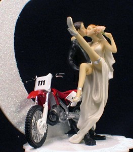 Awesome Dirt Bike Wedding Cake Topper Pictures - Styles & Ideas 2018 ...