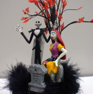 Cake topper moreover nightmare before christmas topper also nightmare
