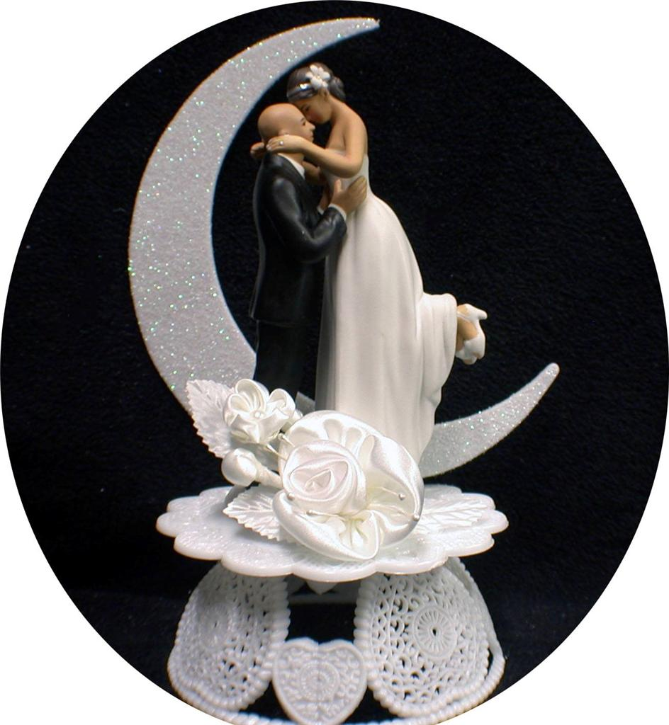Bride Wedding Cake Topper