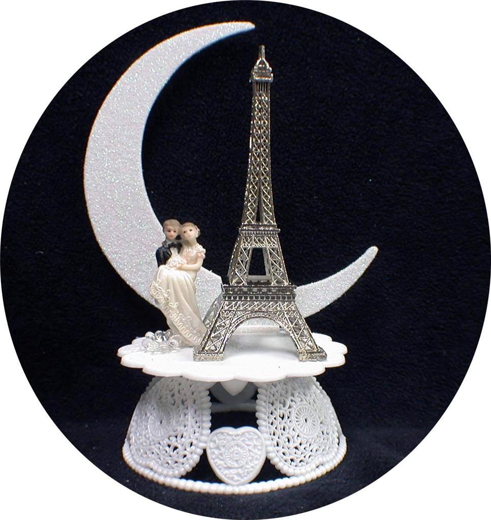 Paris Cake Topper Uk