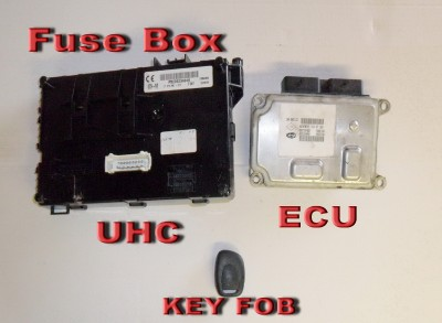 Relay in addition Fuse Box besides  further 141927597196 moreover 171807464779. on renault clio uch fuse box