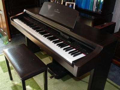 yamaha clavinova cvp 83s electric piano 88 key keyboard. Black Bedroom Furniture Sets. Home Design Ideas