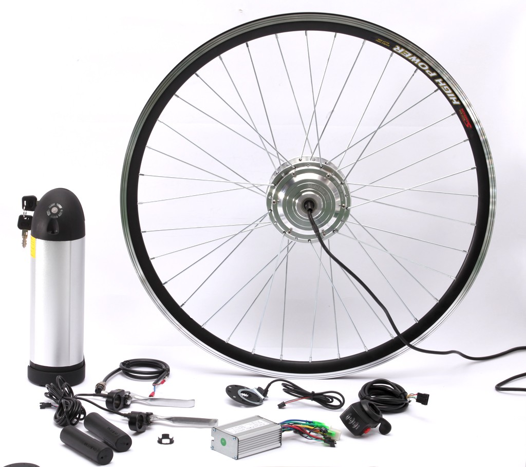 Electric Motor Kit For Trike: 350W Motor+36V 10AH Lithium Ion Battery Electric Tricycle