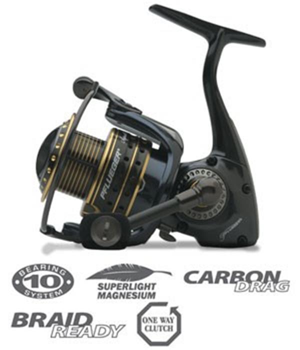 Pflueger supreme xt 9225xt spinning reel new ebay for Pflueger fishing reels