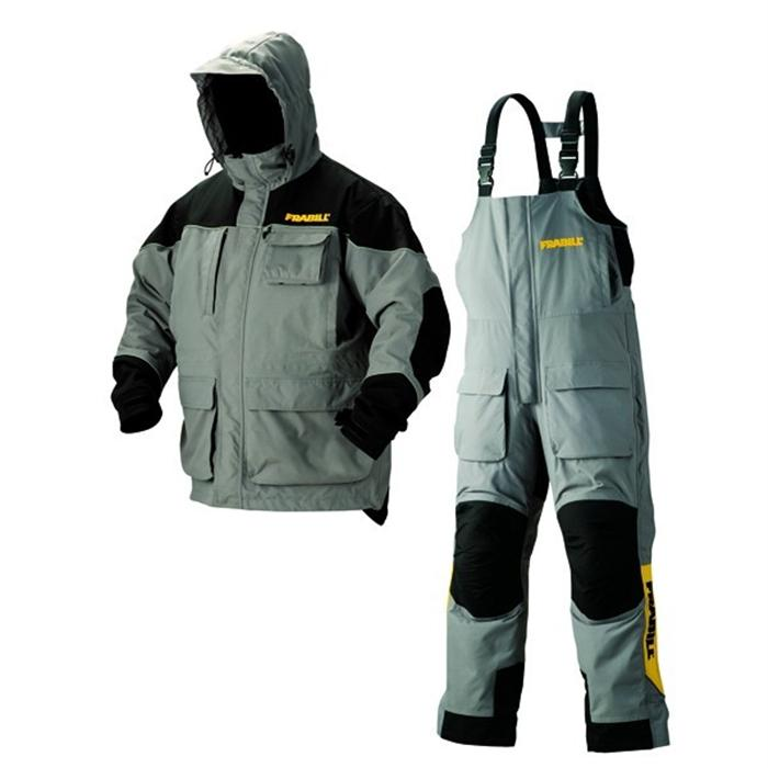 Frabill suit ice fishing 3 extra large xxxl new 2012 for Mens fishing rain gear