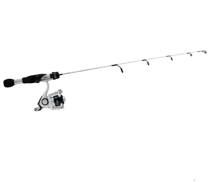 Abu garcia veritas 2 0 ice fishing combo 25 034 ultra for Ultra light fishing rod and reel combos