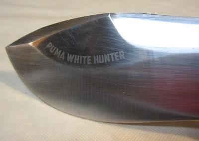 Dating puma white hunter