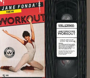 jane fondas new workout 1985 aerobics music