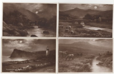 Elmer Keene Prints http://www.ebay.co.uk/itm/LOT-OF-19-VINTAGE-ELMER-KEENE-DEVON-ARTIST-POSTCARDS-LOO3-/390582356222