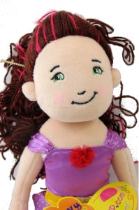Groovy Girls RSVP Cloth Doll Join The Party Amara New