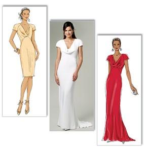 bridesmaid dress sewing patterns | eBay - Electronics, Cars