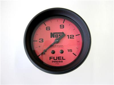 NOS-FUEL-GAUGE-2-5-8-WITH-RED-FACE-0-15-PSI