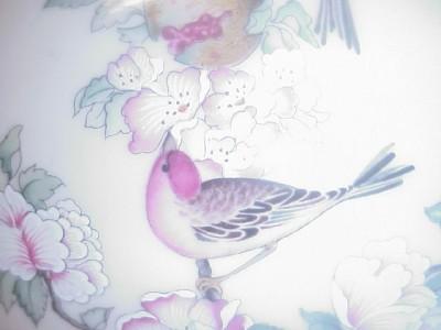 Lenox Serenade Vase Birds Ebay