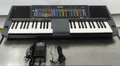 Yamaha mie 2xg music in education electronic split for Yamaha learning keyboard