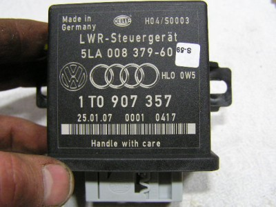 Headlight Xenon Lamp Range Control Module Vw Jetta Gti