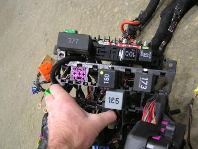97 jetta fuse box diagram tdi swap harness vw    jetta    99 5 mk4    fuse       box    relays etc  tdi swap harness vw    jetta    99 5 mk4    fuse       box    relays etc