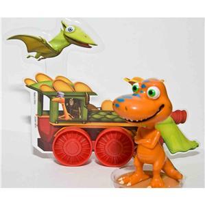 Dinosaur Train Cake Decorating Kit : DINOSAUR TRAIN PARTY kit supplies cake topper cupcake ...