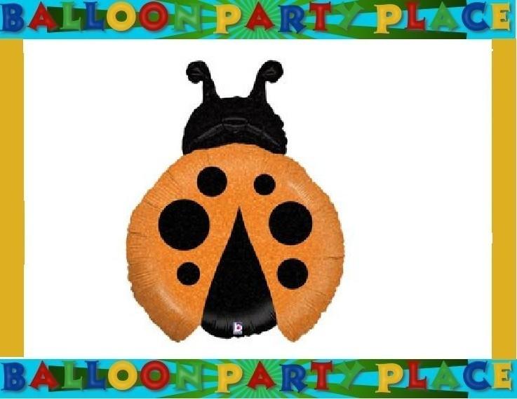 Ladybug Birthday Baby Shower Balloon Party Supplies Pink Lime Polka Dots Choice