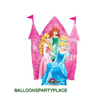 disney princess birthday party supplies belle decorations castle baby