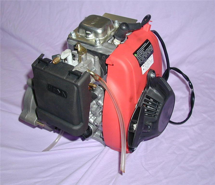 4 Stroke Motor Bicycle Motorized Gas Engine Kit 49cc Ebay