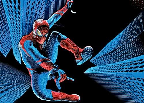 Spiderman Amazing Poster Picture Print Wall Art Decor Gift