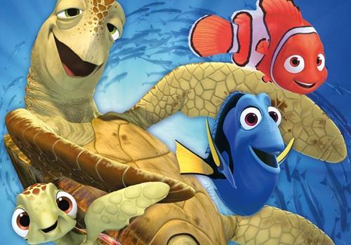 Disney Pixar Finding Nemo Fish Poster Picture Decor Print wall art ...