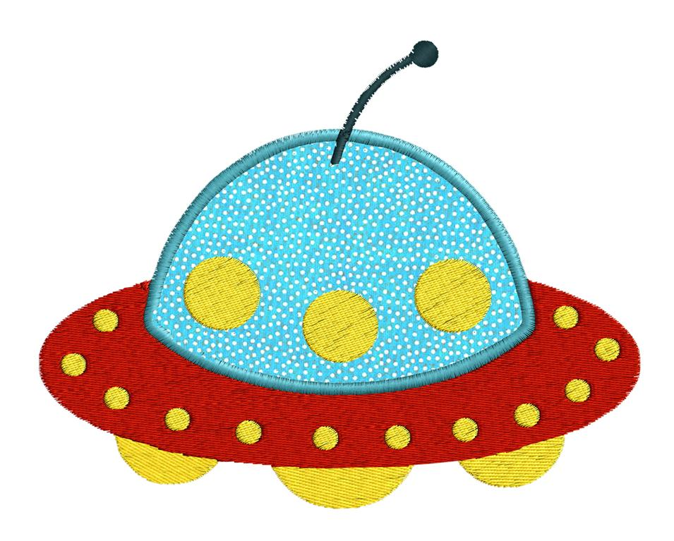 Space applique machine embroidery designs ebay for Space embroidery patterns