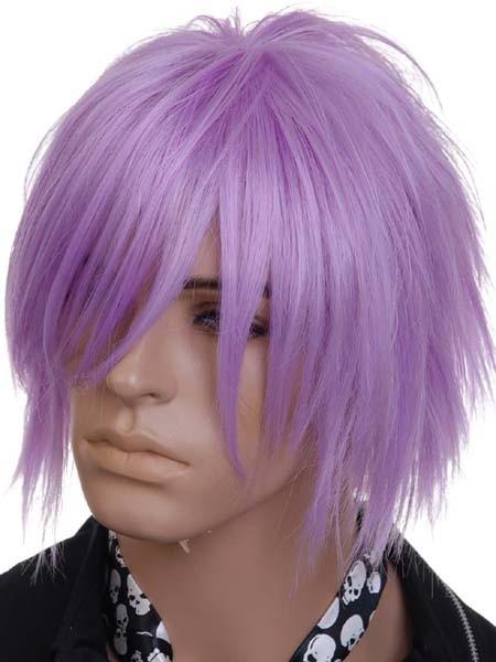Human Wig Mens Spike 102