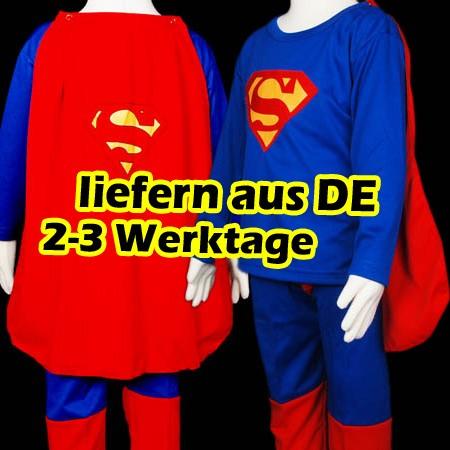 superman kost m f r kinder karneval neu ebay. Black Bedroom Furniture Sets. Home Design Ideas