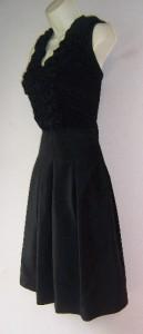 JESSICA HOWARD Black Cocktail Evening Dress 14P 14 NWT