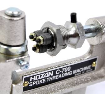hozan spoke threading machine