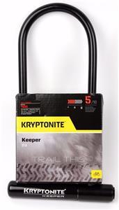 kryptonite keeper 12 ls long 11 x 4 bike u lock w side mount bracket 2 keys ebay. Black Bedroom Furniture Sets. Home Design Ideas