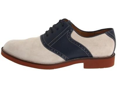 Details about Bostonian Clarks Wallbridge Mens Saddle Shoes Oxford