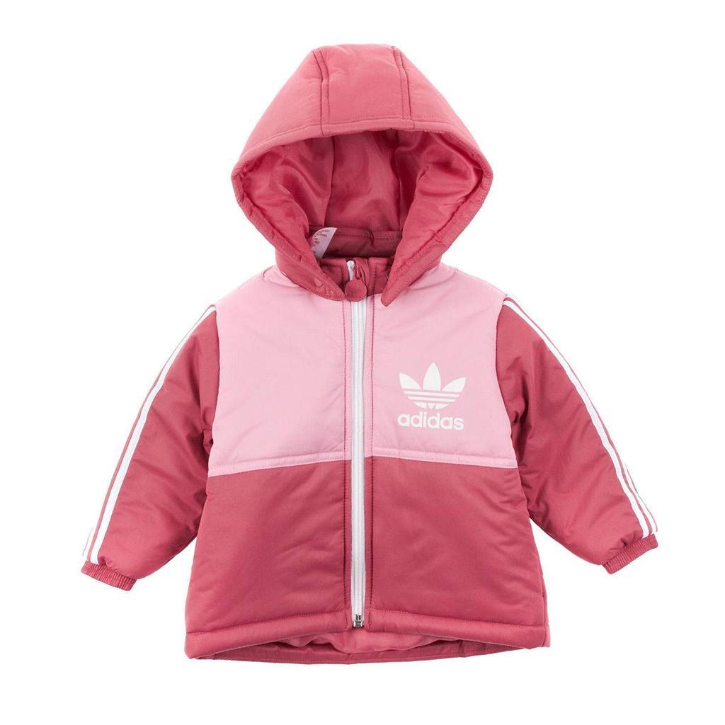 adidas i padded jacket winter coat kid toddler infant baby. Black Bedroom Furniture Sets. Home Design Ideas