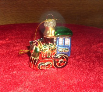 Ornament Christmas Tree Colorful Robert Stanley Collection