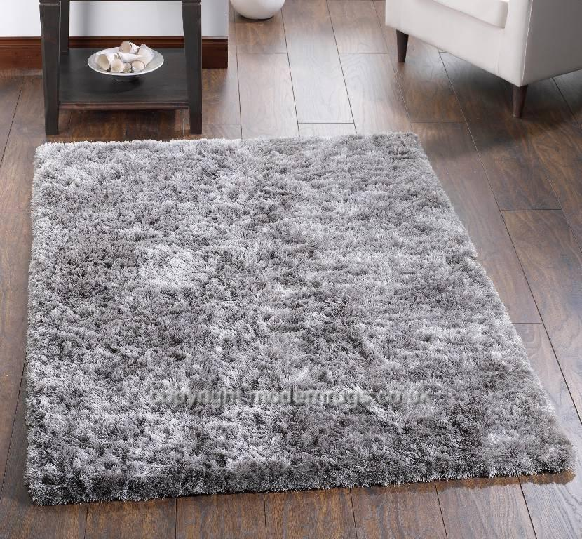 NEW THICK SILKY SOFT LONG PILE SHAGGY BLIZZARD RUGS IN ...