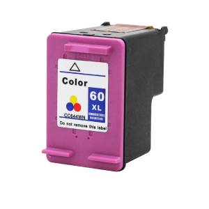 hp 60 xl color ink cartridge for deskjet d1660 d2500 d5560