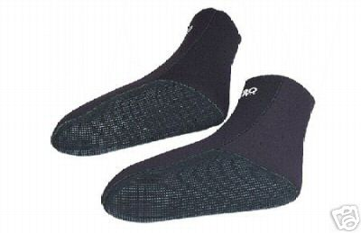 3mm-Neoprene-Watersports-Surf-Dive-Socks-NEW