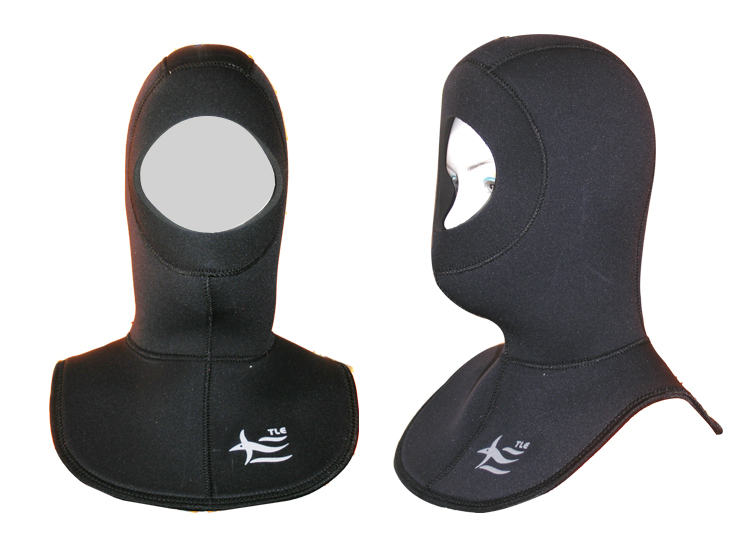 Scuba-Diving-Wetsuit-Hood-with-face-seal-NEW