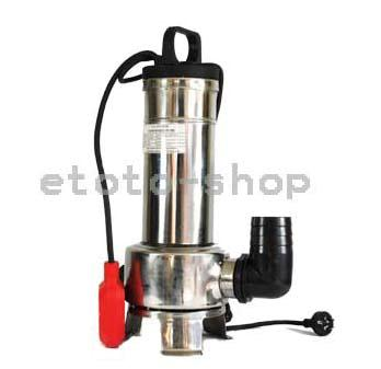 Automatic-Submersible-Stainless-Steel-Non-Clogging-Sewage-Pump