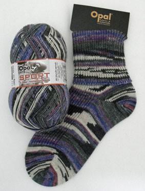 Knitting Pattern For Sport Socks : OPAL SPORT SOCK YARN WOOL PLUS FREE KNITTING PATTERN 100g eBay